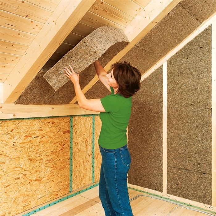 """You'll be surprised to know that hemp provides all sorts of great building materials like insulation, fiberboard and pressboard, and even """"hempcrete,"""" which is a stronger, lighter, and more environmentally-friendly version of concrete."""