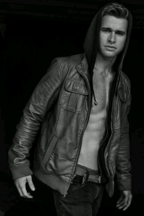 Randy Wayne ♥ this is def my ideal man!;)