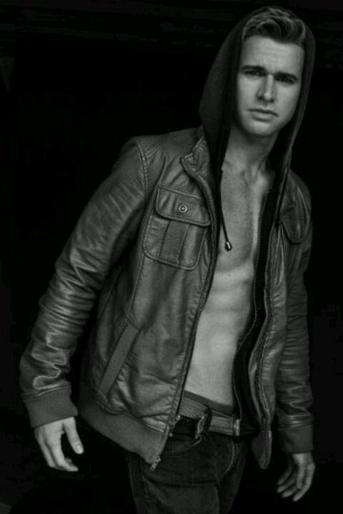 Randy Wayne ♥ this is def my ideal man!;)