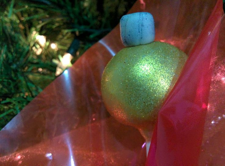 Christmas cakepop
