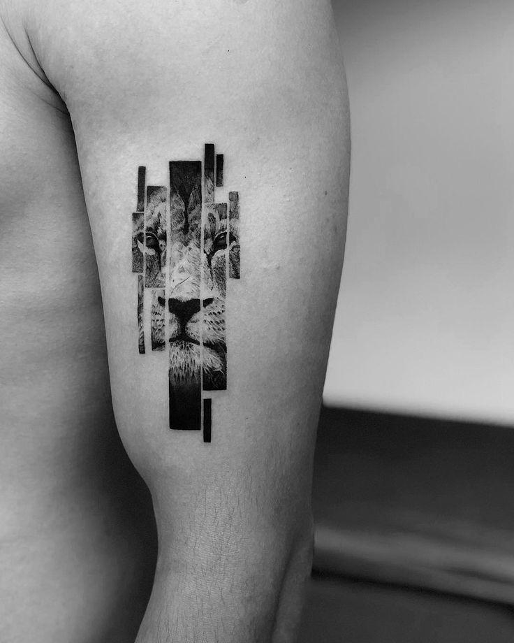 78 Lion Tattoo Ideas Which You Like // August, 2019 – #August #Ideas #Lion #tätowierung #Tattoo