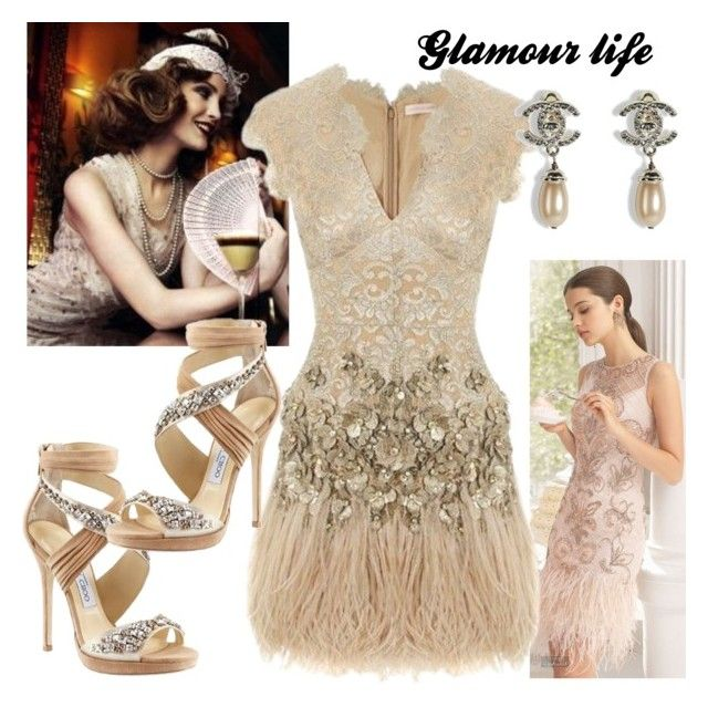 """GLAMOUR LIFE"" by kidsfashion001 on Polyvore featuring moda i Chanel"
