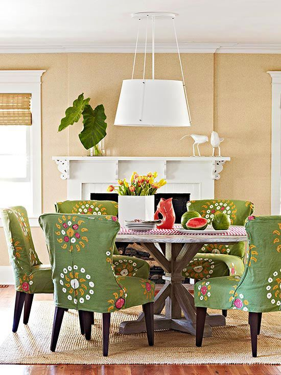 Cinnamon Color Dining Chairs