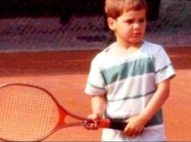 The secrets of the young Roger Federer. His first coach tell them.