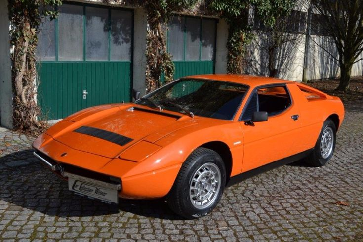 Maserati Merak | Oldtimerbörse von Carcollectionwittner.com
