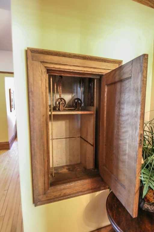 Dumbwaiter In 1902 Home Milwaukee Wi Antiques