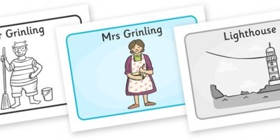 The Lighthouse Keeper's Lunch Sequencing | Childrens Books | Pinterest | Student-centered