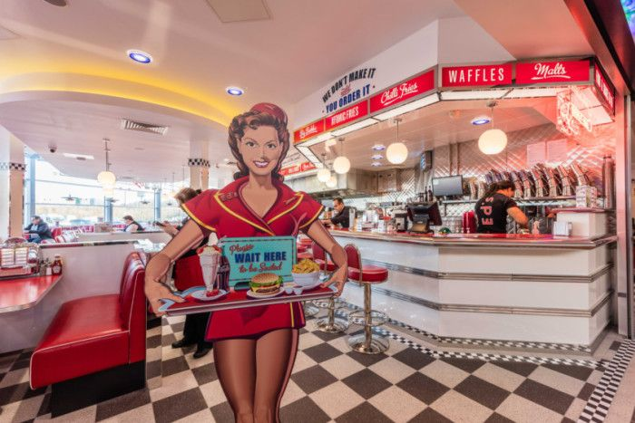 Ed's Easy Diner, Peterborough