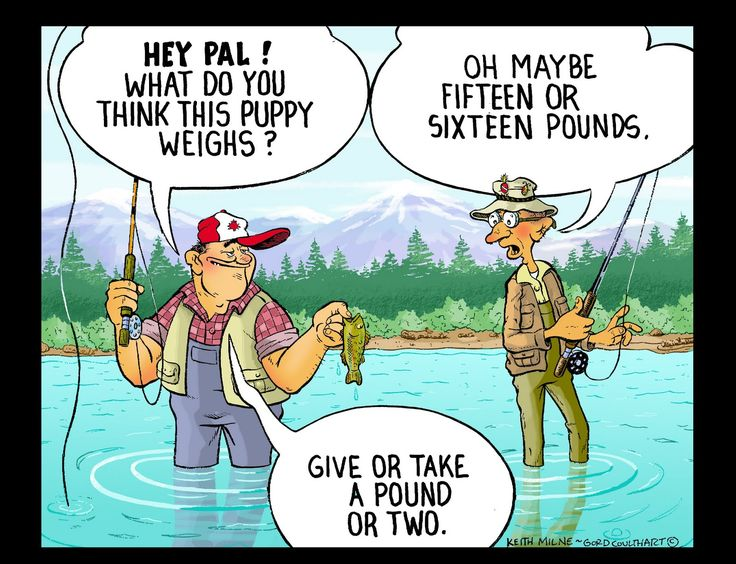 Stupid fishing cartoon pics funny fishing cartoons for Funny fishing cartoons