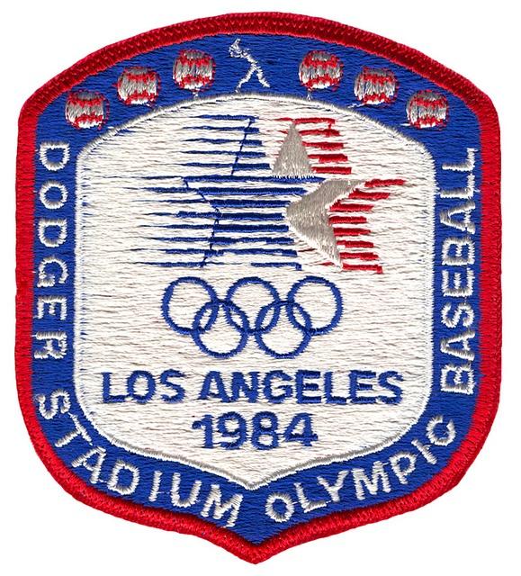 1984 Summer Olympics   1984 Olympic Baseball at Dodger Stadium   Flickr - Photo Sharing!