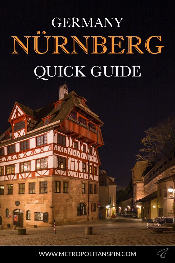 Planning a trip to Nürnberg? Check out this quick guide! #nürnberg #nuremberg #europe #travel #germany #bavaria