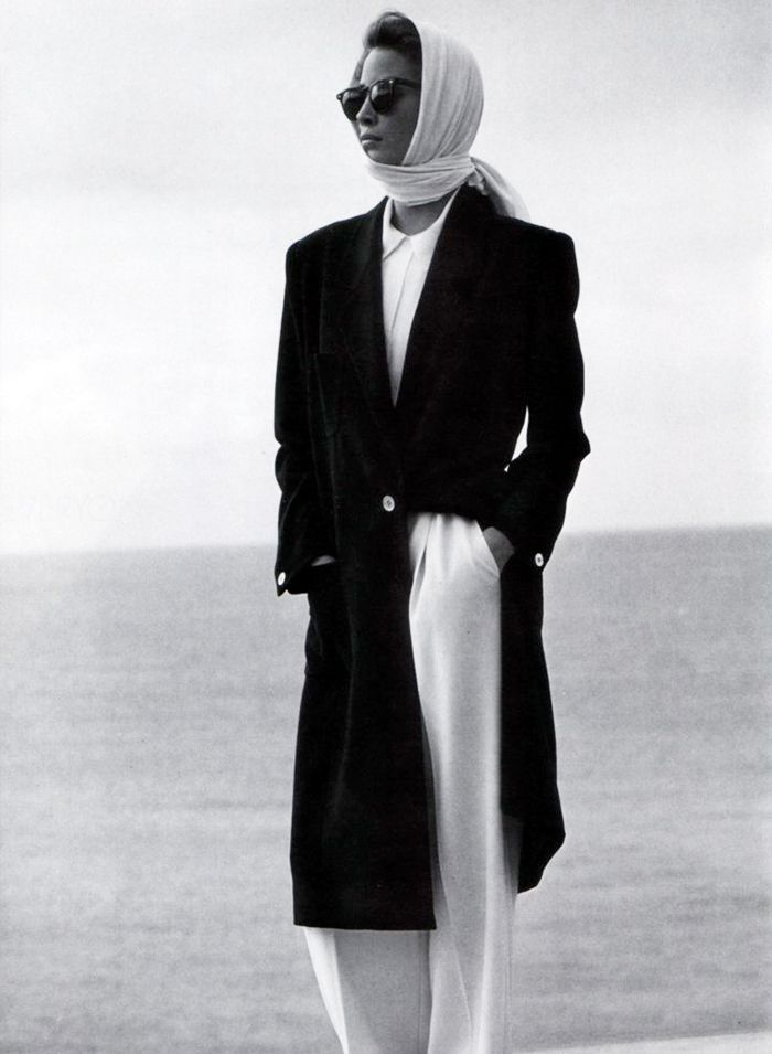 50 Wildly Cool Styling Tips From Vintage Vogue Editorials via @WhoWhatWear || @sommerswim