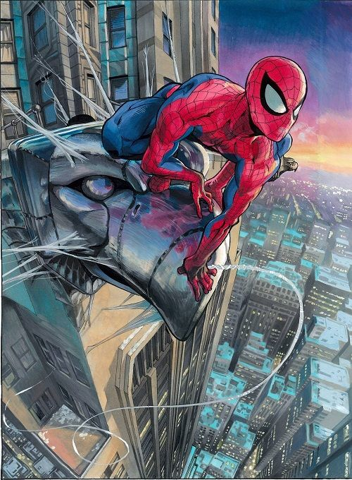 Amazing Spider-Man - Renew Your Vows #4 RI Variant
