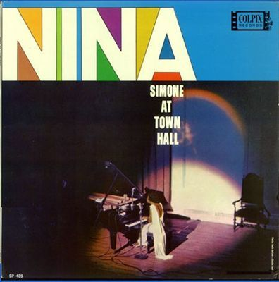 "Nina Simone ""Nina Simone at Town Hall"" 1959"