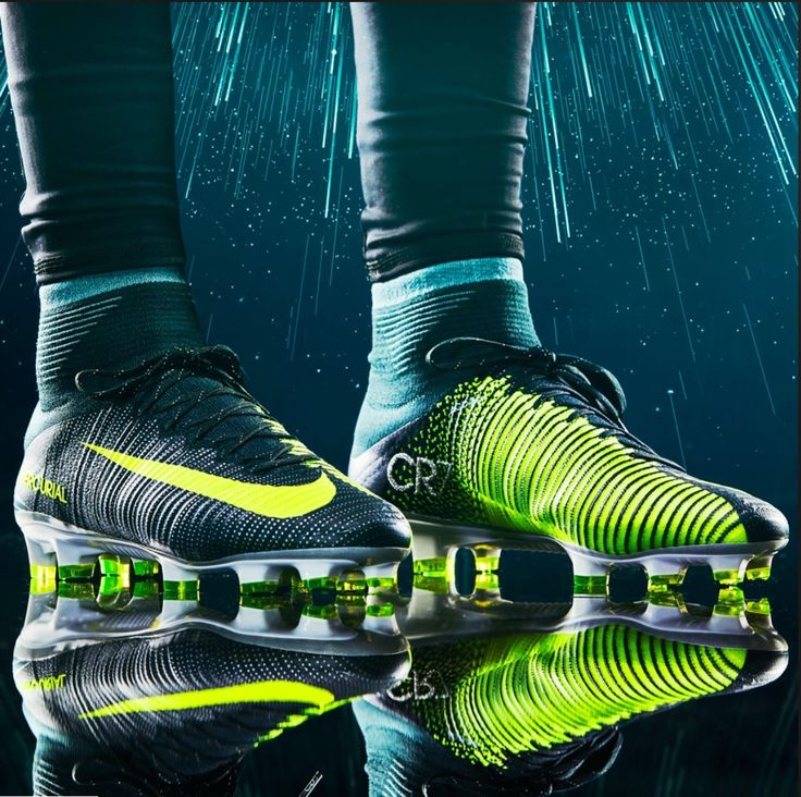 Nike Mercurial Superfly V Ronaldo FG - Mens Mens Boots - Firm Ground -  Seaweed/Volt/Hasta/White