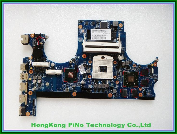 For ENVY 17 17-6000 laptop motherboard  HM65 DDR3 HD6770M 1G Non-integrated 665933-001100% Tested 60 days warranty