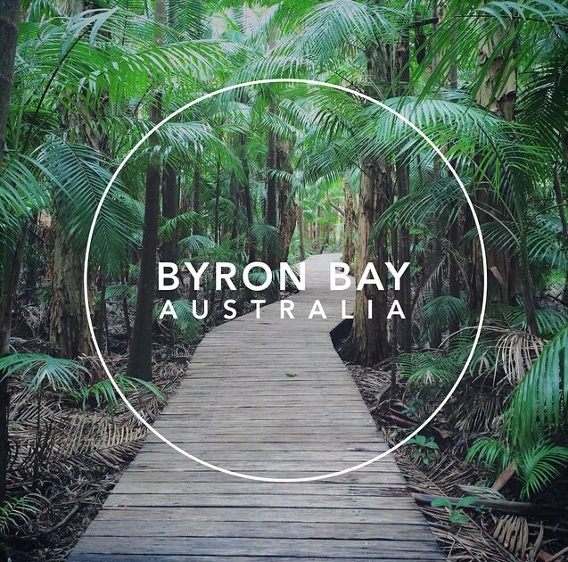 We've been working away on our Destination: Byron Bay project for all you nomadic exploring yogis these last few months. The first release in a series of, well, we can't tell you until early April exactly what they are, but we think you'll like them ⭐️. #watchthisspace #yoganomad #yogatravel #yoga #byronbay