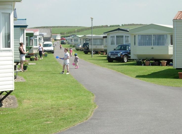 Spring Lea Caravan Park, Allonby, Maryport , Cumbria. England. UK. Travel. Camping. Caravanning. Holiday. Family Friendly.