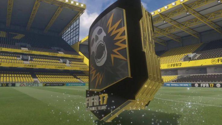 Pack Opening FIFA 17 Spécial Halloween - On veut du lourd !!!