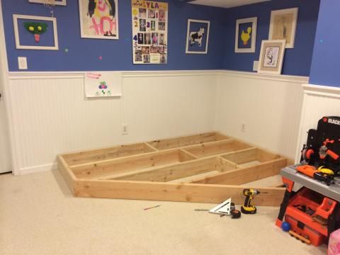 Playroom Stage!