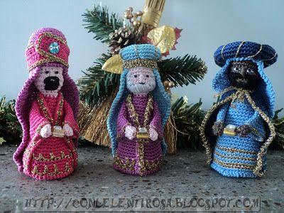 Presepe Amigurumi Etsy : 17 Best images about Nativity on Pinterest Free pattern ...