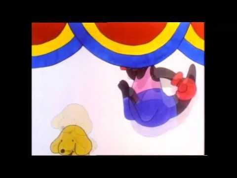 Verhaal Dribbel naar het circus