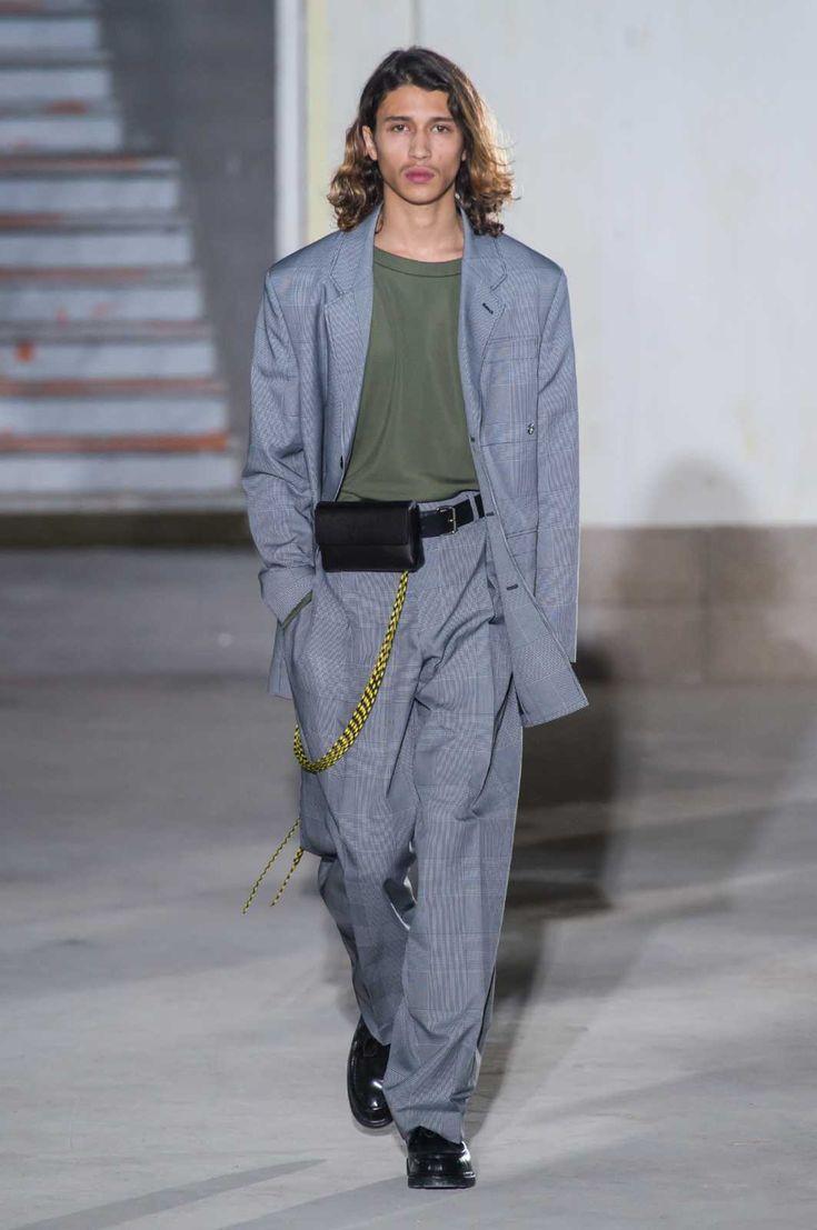 Male Fashion Trends: Études Fall-Winter 2018-2019 | Paris Fashion Week