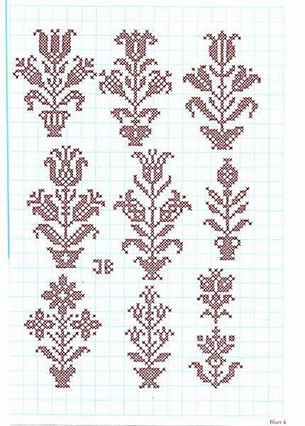Festliche Kreuzstichmuster - Produktdetailbild 6