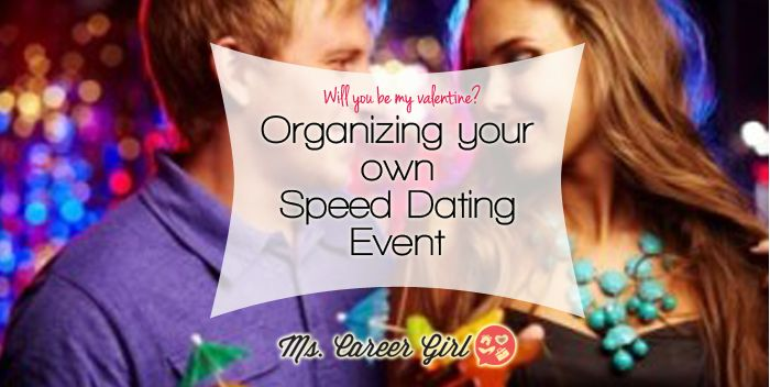 Local speed dating events