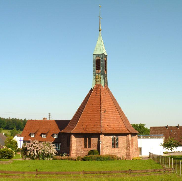 Neuenbürg-Arnbach (Enzkreis) BW DE