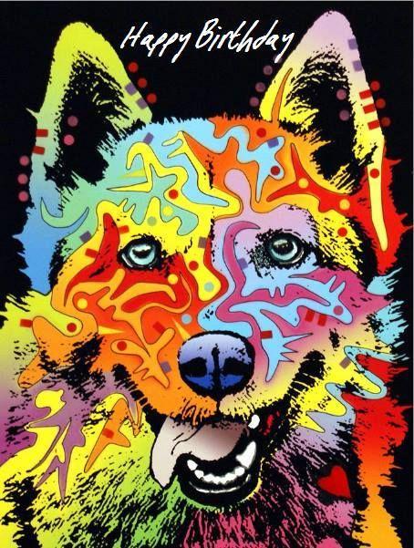 Happy Birthday Husky!