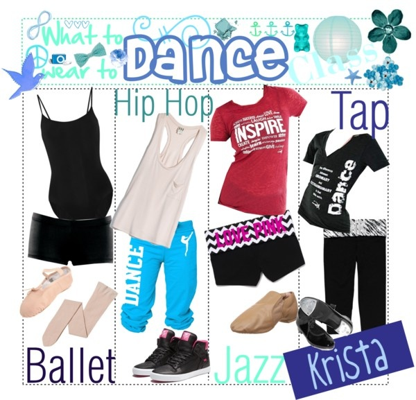 """What to Wear to Dance Class"" by the-polyvore-tips ❤ liked on Polyvore"