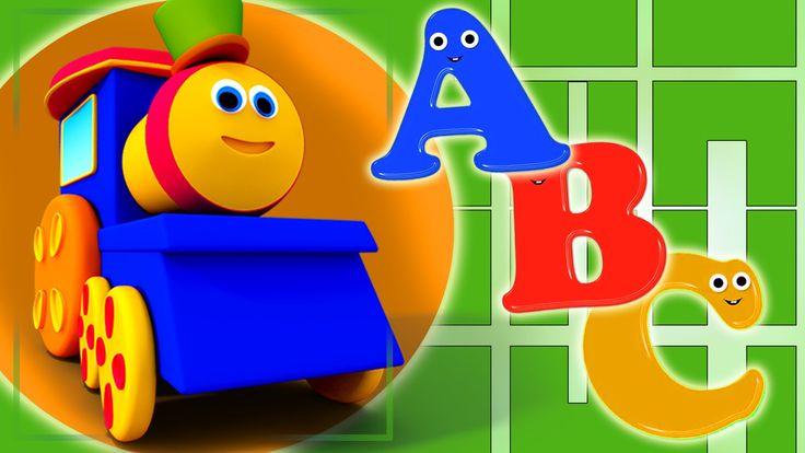 Bob, kereta api | abc lagu dengan bob | mempelajari lagu kompilasi denga...Bob kereta api dengan pengembaraan abjad untuk mencetuskan minat belajar huruf, dan meningkatkan imaginasi anak anda. Oleh itu membolehkan pergi dan bersenang-senang. #kids #toddlers #Kidstvmalay #alphabetadventure #educational #kidsvideos #kidssongs #kidslearning #preschoolers #kindergarten #homeschooling