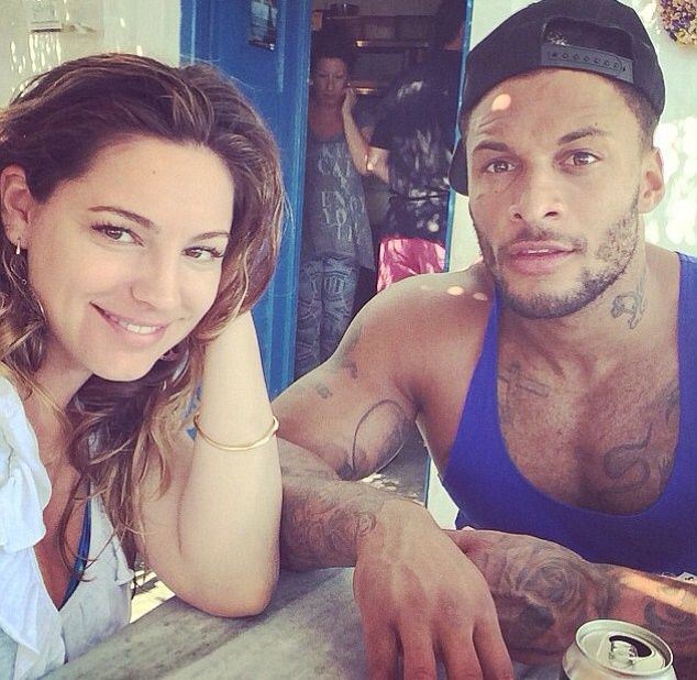 Kelly Brook in Sexy Heels Before and After Sudden Split from David McIntosh |  $90 BUY ➜ http://shoespost.com/kelly-brook-sexy-heels-split-boyfriend/ Even when you're at your lowest point, here's what you can always count on to put a smile on your face — a gorgeous pair of heels. Admit it, even if you're not a shoe fanatic, slipping into a beautiful pair of shoes can give you a high. Kelly Brook certainly needed her shoes this week. In just a ...
