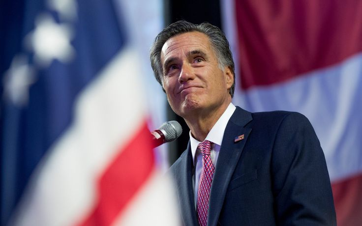 Mitt Romney Fails to Bypass Utah Primary for U.S. Senate