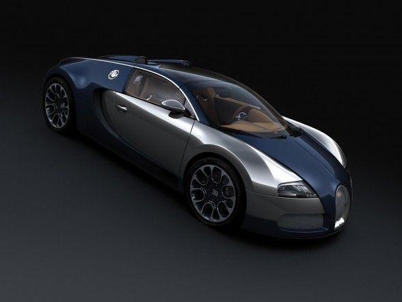 2009 Bugatti Veyron Sang Bleu review 588x441 2009 Bugatti Veyron Sang Bleu