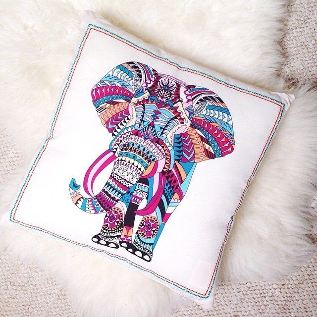 Elephant pillow, Primark