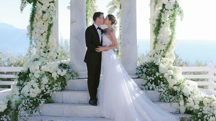 Mario Gotzes Hochzeit Mit Ann Kathrin Sehen Sie Die Exklusiven Fotos Bei Vogue Hochzeit Braut Hochzeitstag