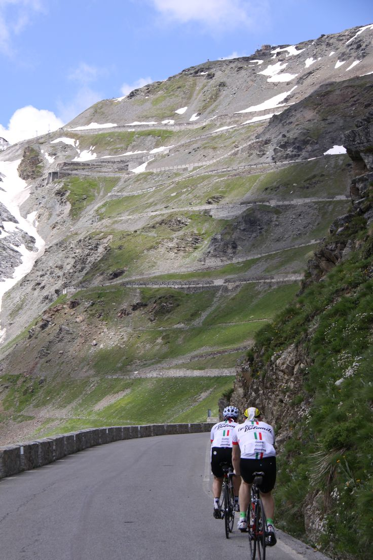 Passo #Stelvio, #cycling in #dolomites