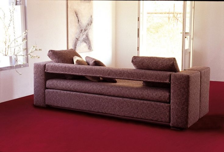 Best of Clei – Schlafsofa Doc XL Lovely - Minimalist hideaway bed sofa Photo