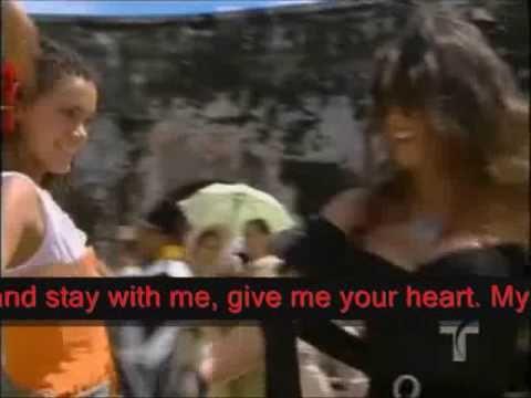 Beyonce Ft. Alejandro Fernandez - Amor Gitano