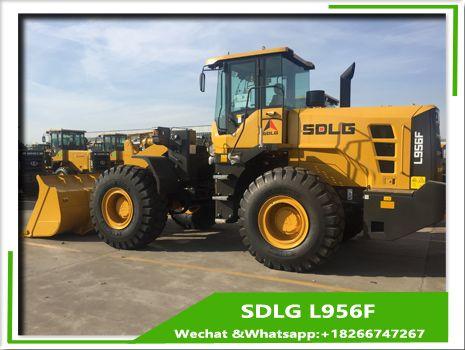 sdlg loaders for sale, sdlg loader lg956f, sdlg l956f front end loader for sale, sdlg l956f price, china-sdlg.com for more information