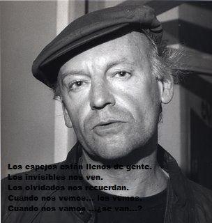 """Galeano: Recorremos tus palabras andantes.: """"Espejos"""". Una historia casi universal."""