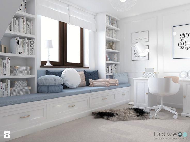 Niebiańsko! Pokój dziecięcy - Pokój dziecka, styl klasyczny - zdjęcie od LUDWEE Pracownia Architektury Wnętrz