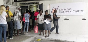 File income tax returns early! - http://www.barbadostoday.bb/2015/04/25/barbadians-being-urged-to-file-income-tax-returns/