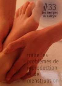 La réflexologie des pieds : Les trompes de Fallope : Ce point réflexe traite les problèmes de reproduction et de menstruation