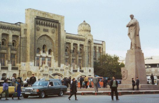 Old Baku  vieux Bakou