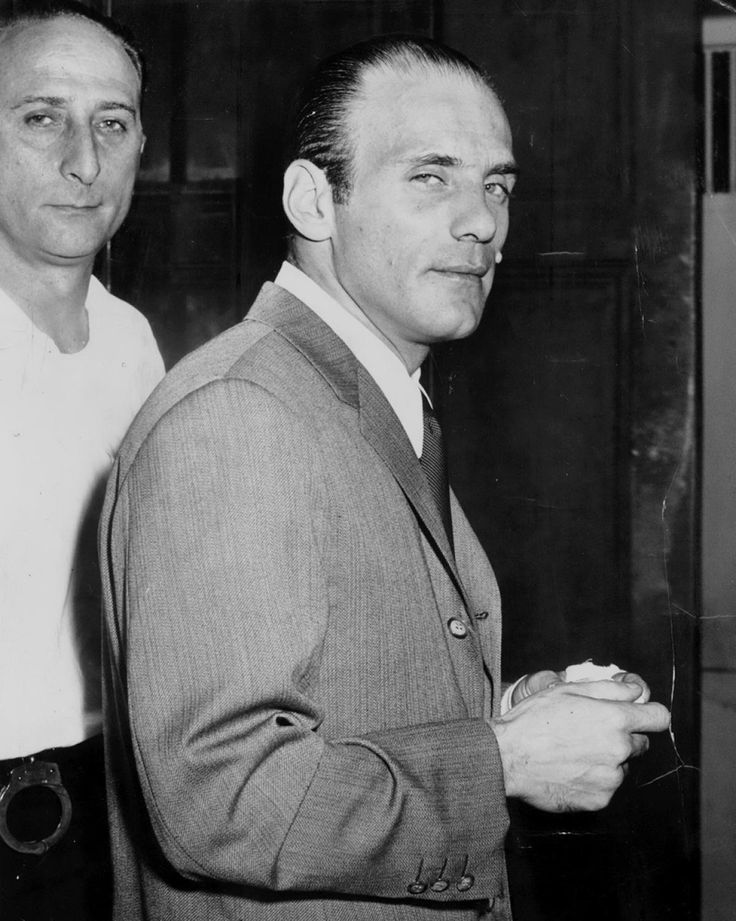 Joe Gallo became involved in the mob after becoming an enforcer and hit man for Joe
