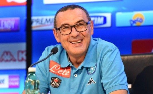 """Napoli, Sarri alza la guardia: """"Bergamo campo difficile"""" - http://www.maidirecalcio.com/2015/12/19/napoli-la-conferenza-stampa-di-sarri-prima-di-atalanta-napoli.html"""