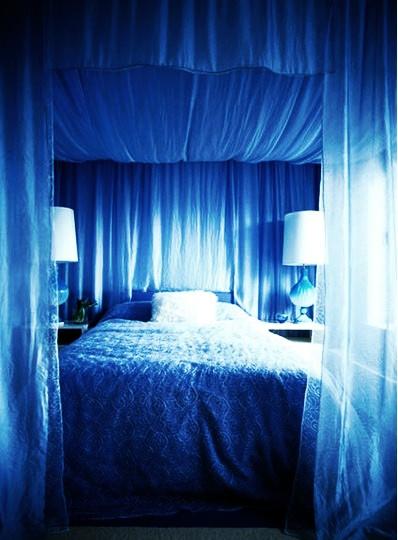 Blue Bedroom My Favorite Color Blue Bedroom Blue Bedding Color